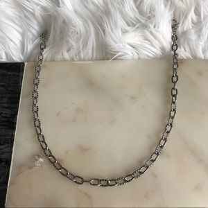 Lia Sophia Infinite Me Necklace - Delicate Chain